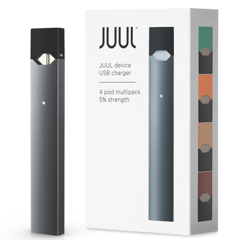 JUUL Starter Kit (4 pods included)