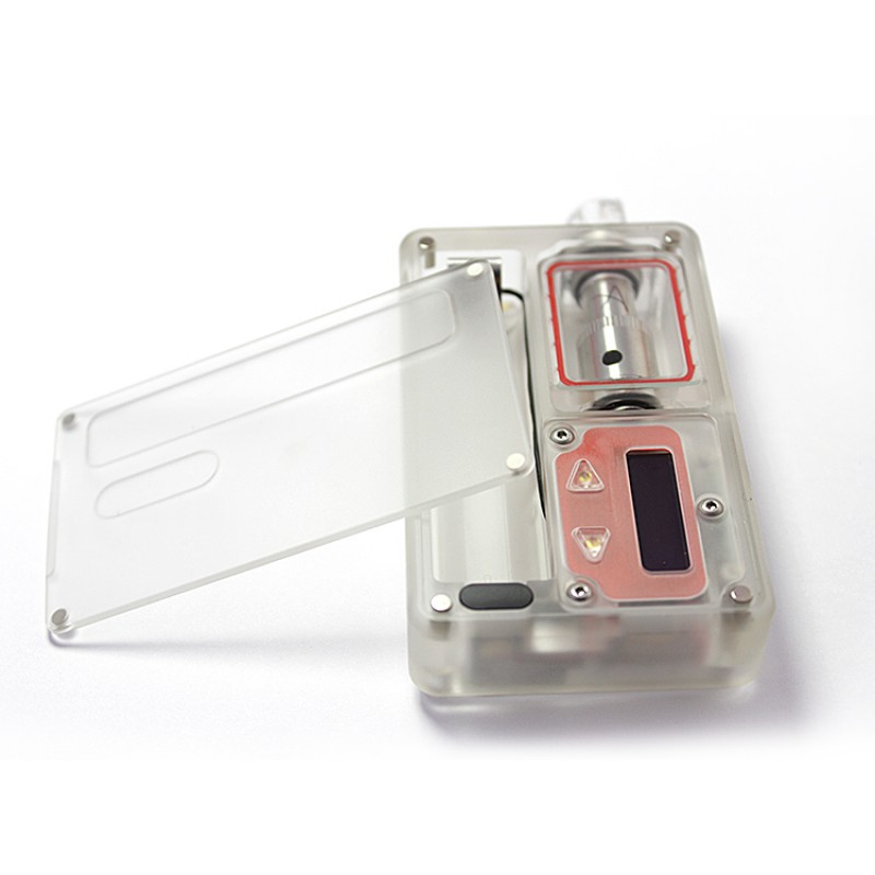 SXK Billet Box Clear (Ares versions)