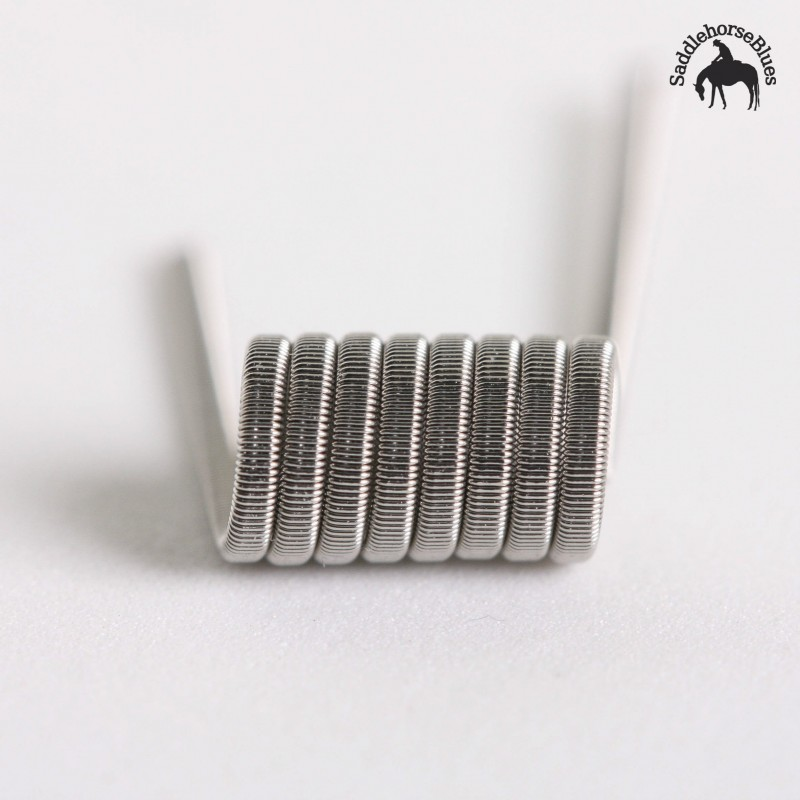 SaddleHorseBlues Fused Clapton 0.88Ω (4 Pack)